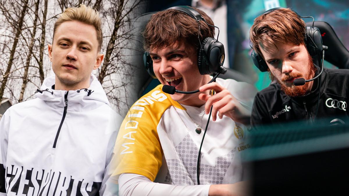 LEC: G2 Esports' Superteam, die Korrektur der MAD Lions und Astralis-Neustart
