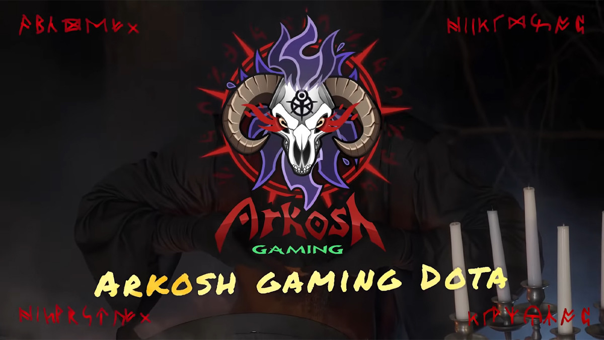 Arkosh Gaming criticised for anonymous players