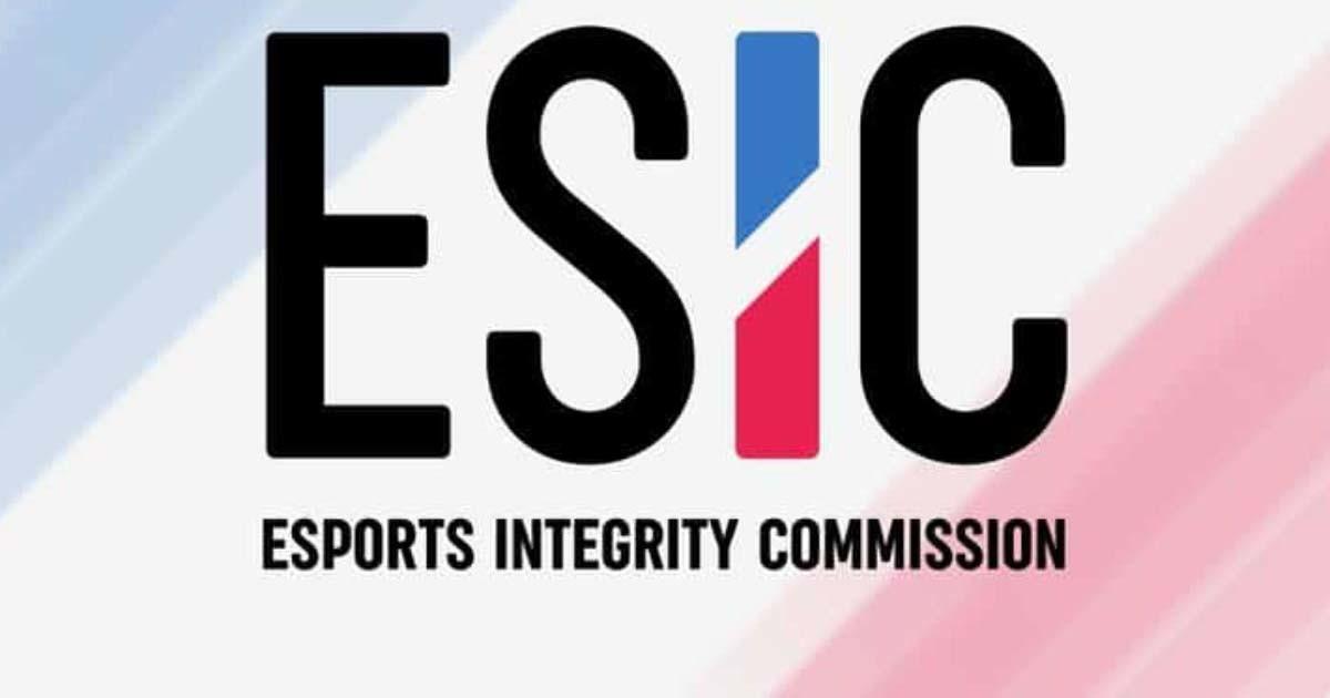 ESIC-Bannwelle gegen australische CS-Spieler