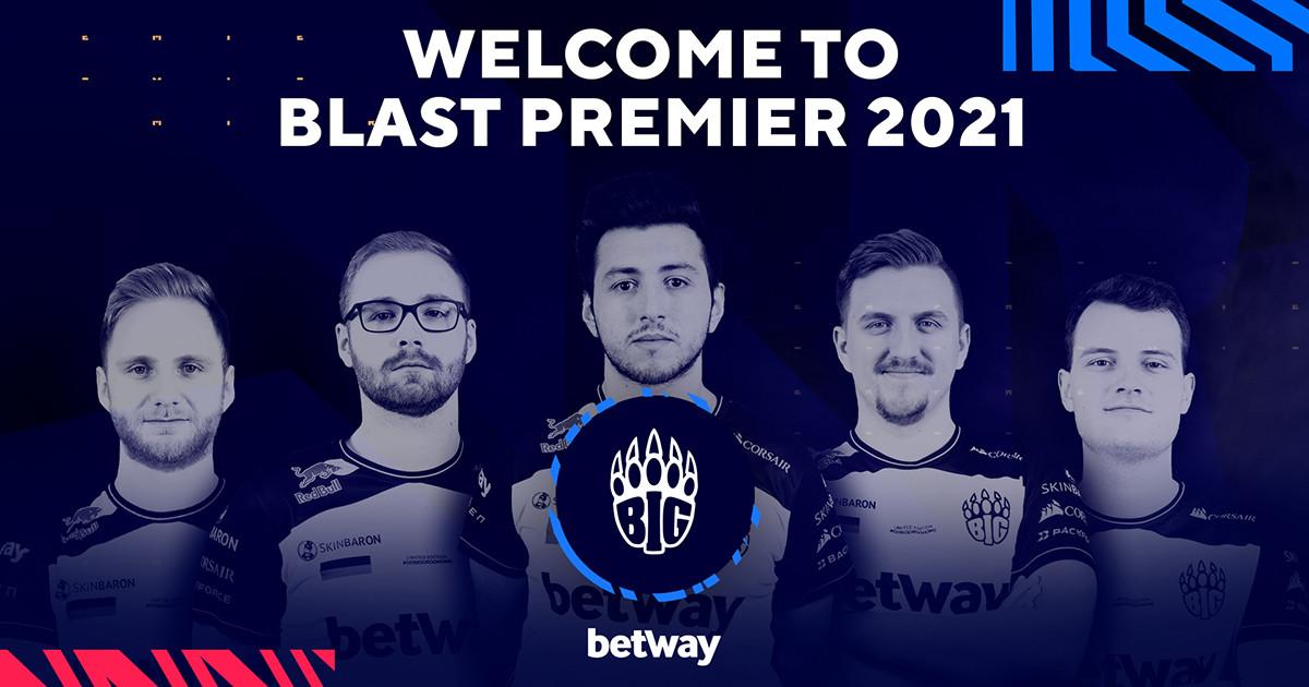 BIG wird fester BLAST-Premier-Partner