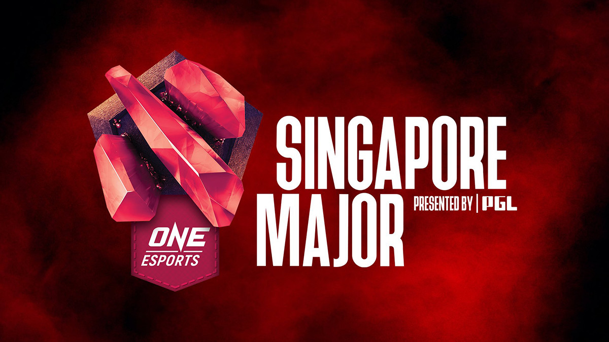 Singapore Major announced – first DPC event for 14 months