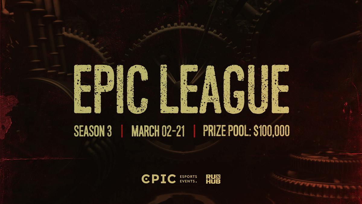 Epic League returns for European and CIS teams