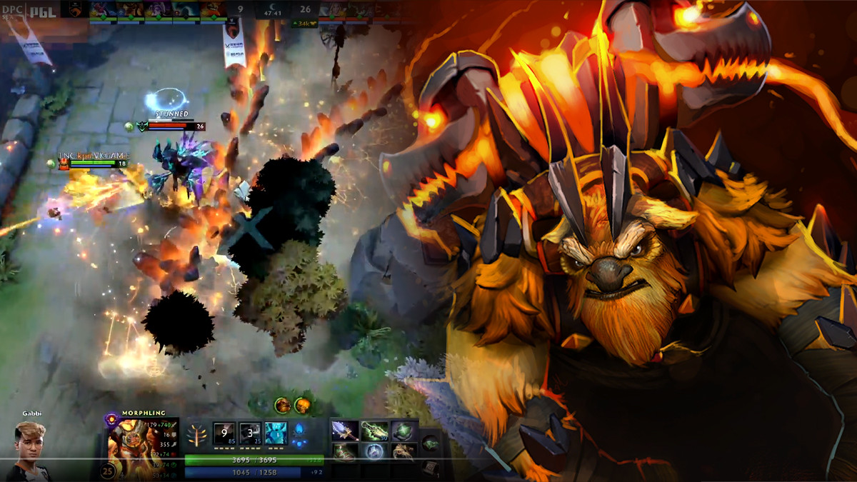 Earthshaker is OP and a Rapier can be a fatal choice: DPC highlights