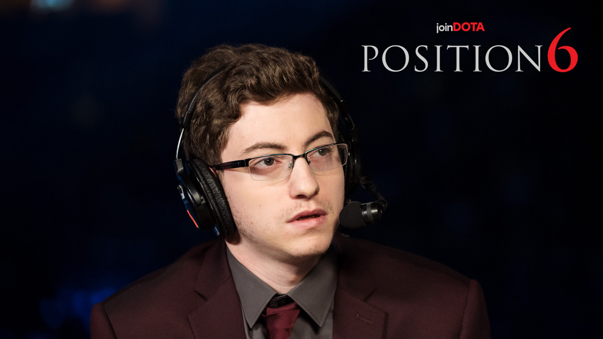 Bkop: From bedroom caster to official part of the DPC   Position 6