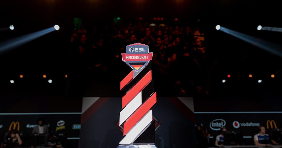 ESL enthüllt Gruppen für ESL Meisterschaft