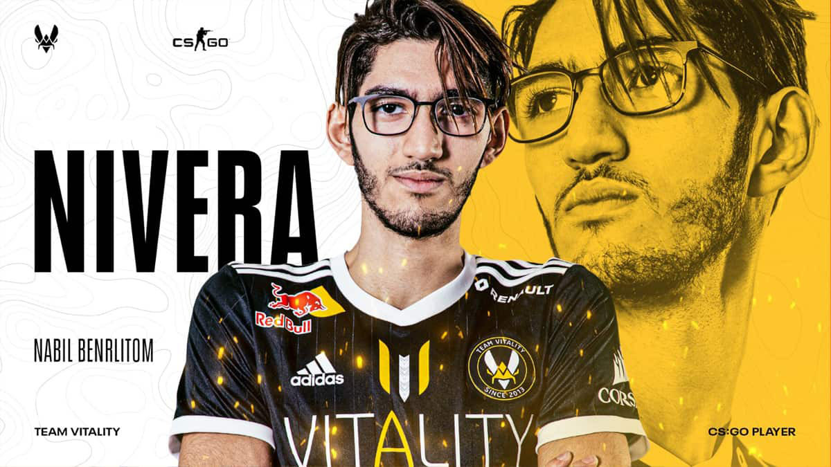 Vitality will not use Nivera for EPL, possibly longer