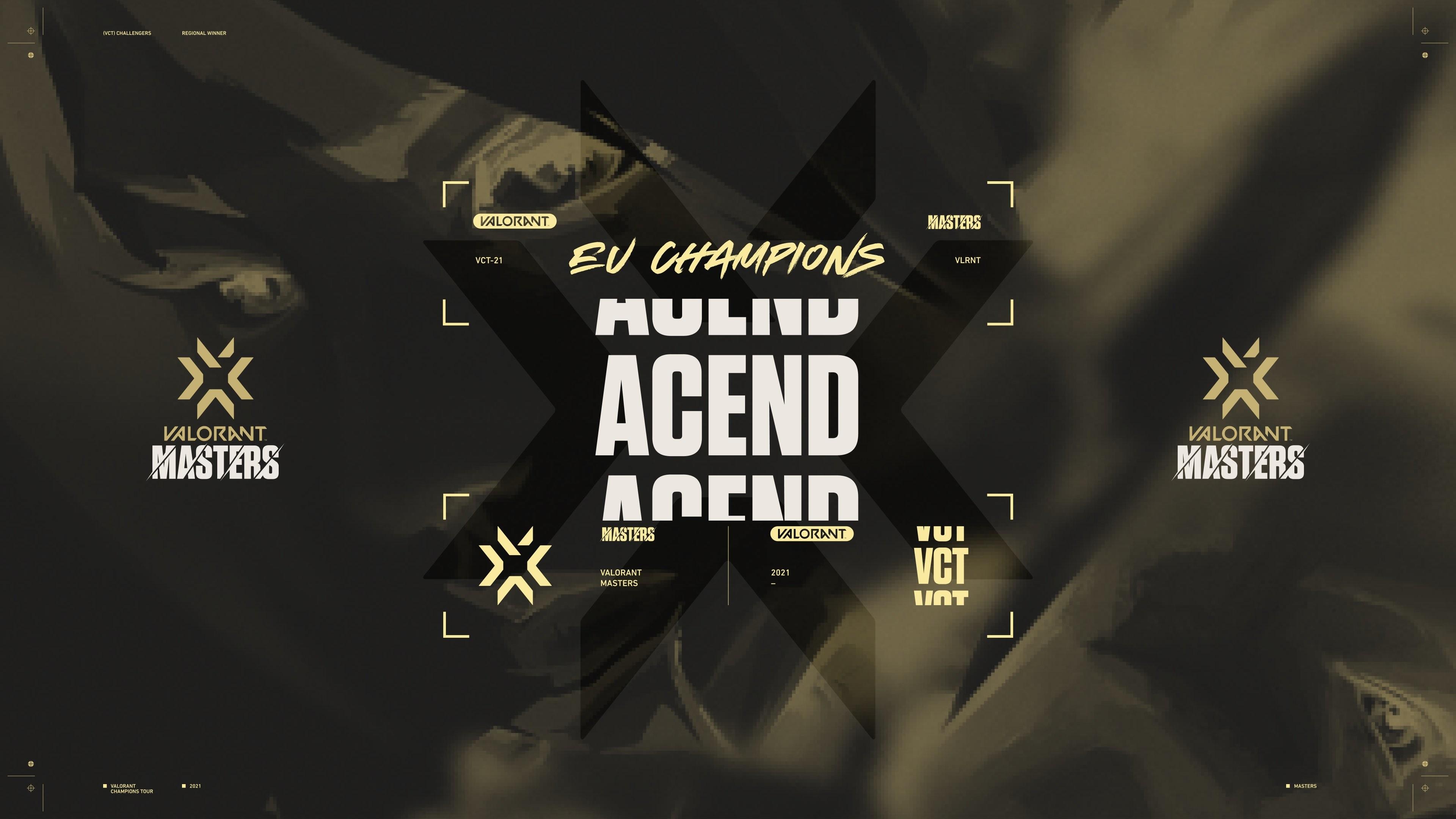VCT Masters EU : Retour sur la victoire d'ACEND !
