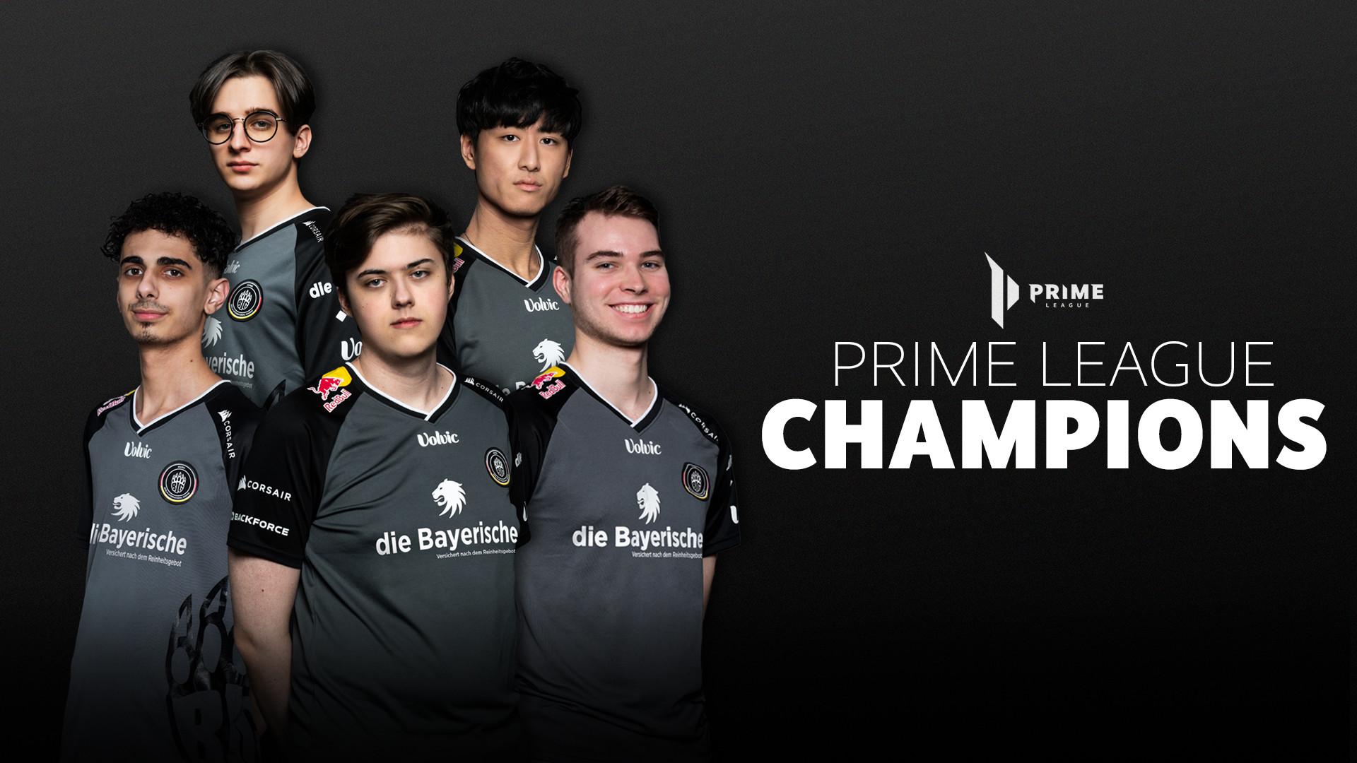 Prime League: BIG überrumpelt mousesports und holt sich den Titel