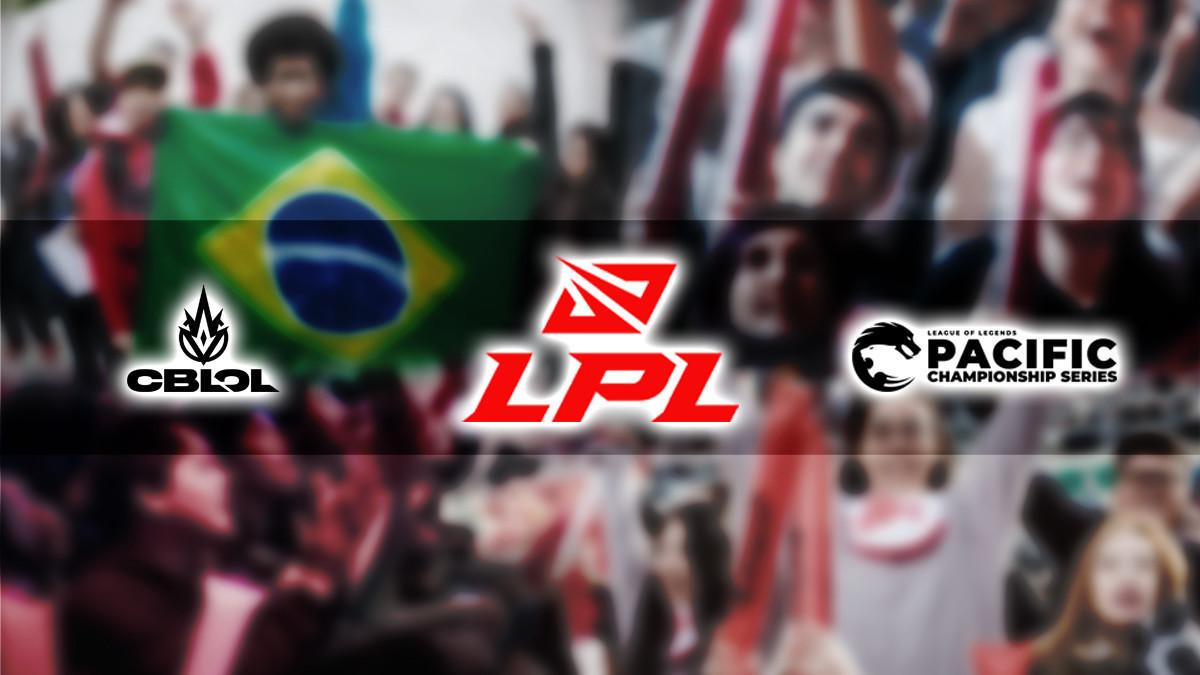 JDG mit starkem Lauf & Worlds-Teilnehmer dominiert PCS: Die restlichen Top-Ligen der Welt