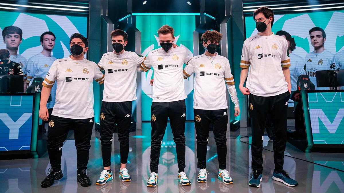 MAD Lions schocken auch G2: Löwen erstmals im LEC-Finale
