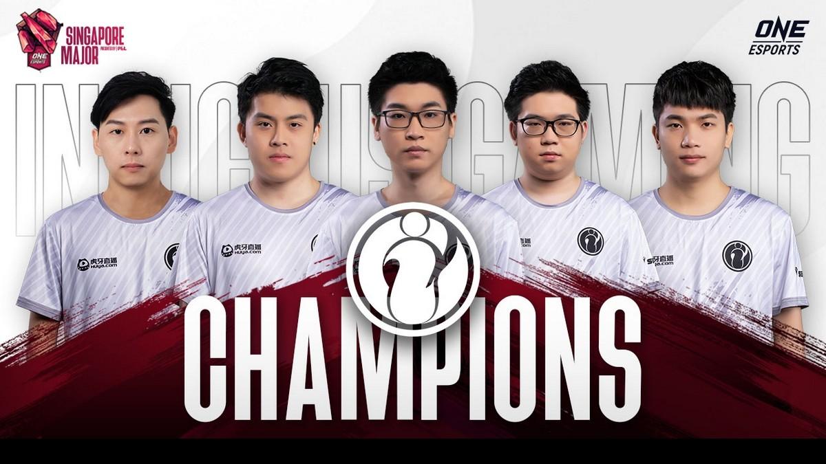 EG lose Grand Finals after unbelievable iG comeback
