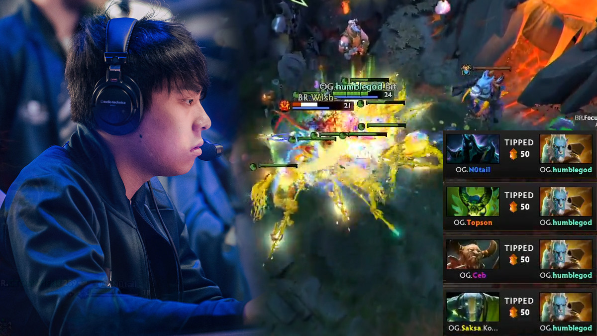 OG's star player ana dominates in first series after his comeback