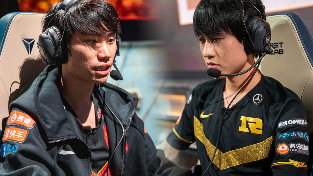 FPX vs. RNG: Wer schafft es zurück an Chinas Spitze?