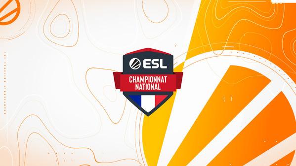 ECN Spring 2021 : LDLC OL Champion de France !