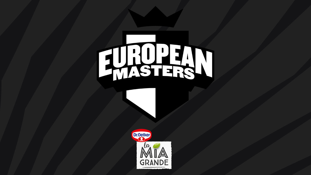 Dr. Oetker La Mia Grande wird Broadcast-Partner für EU-Masters-Playoffs