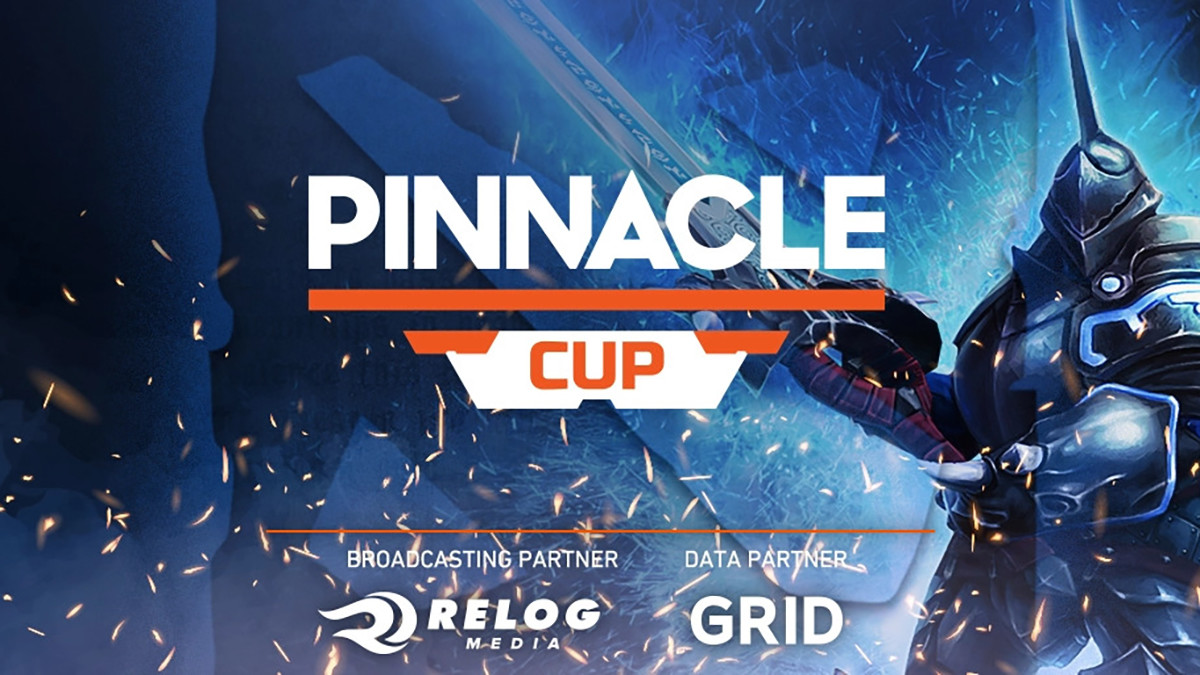 Pinnacle Esports hosts $100,000 tournament for EU and CIS teams