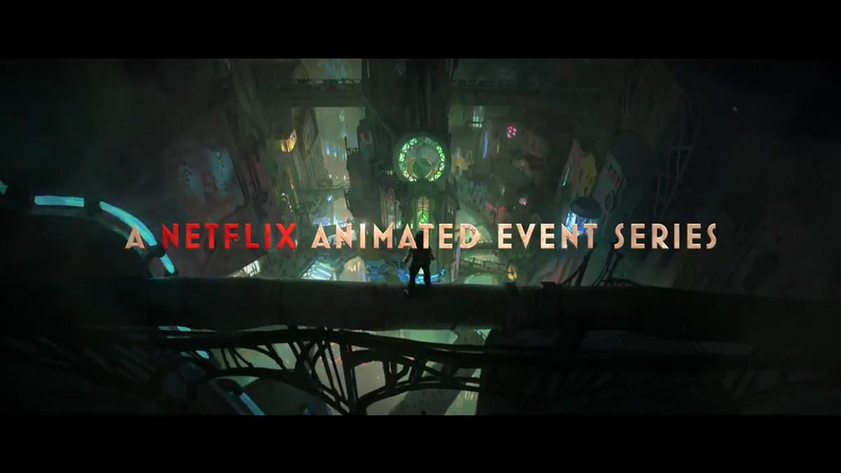 "League-of-Legends-Serie ""Arcane"" erscheint im Herbst auf Netflix"