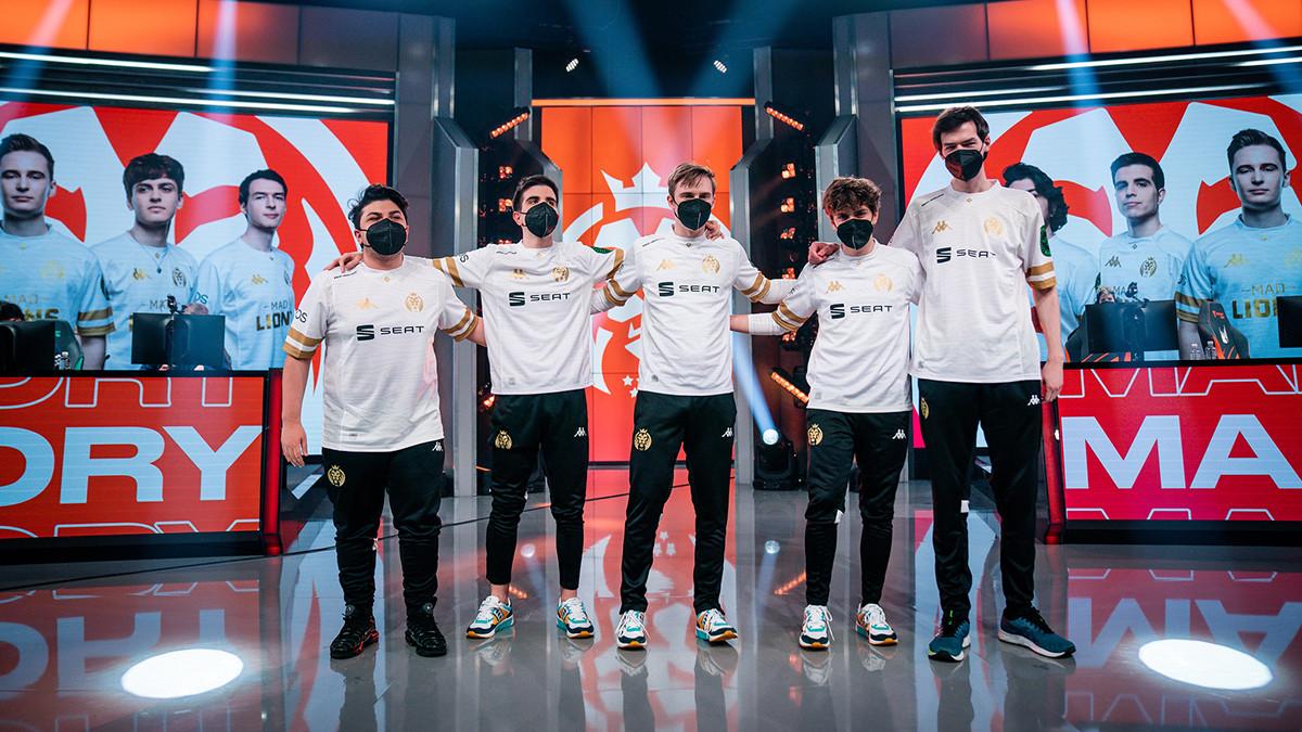 MAD Lions schocken RNG: Löwen erreichen Halbfinale und eliminieren C9