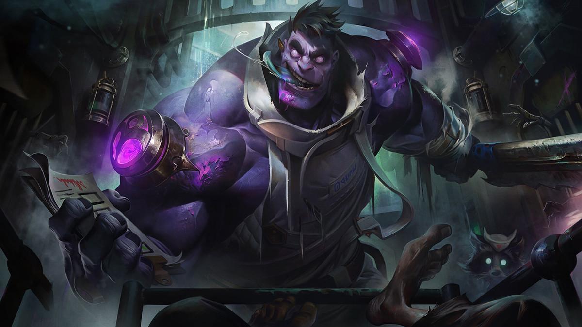 Riot Games stellt Rework von Dr. Mundo vor: Release im Juni