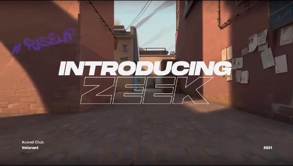 Zeek rebondit chez Acend