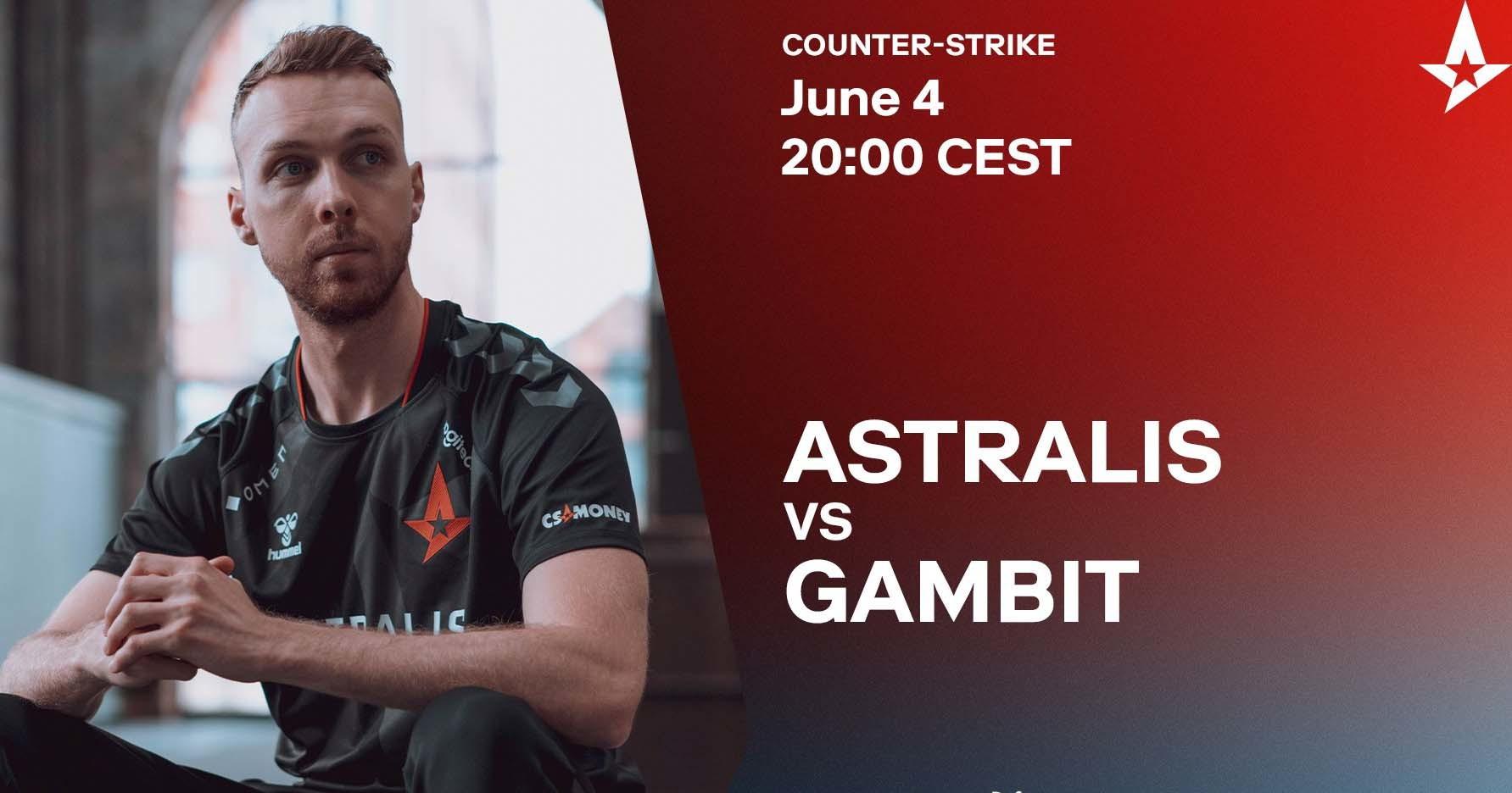 Spirit vermöbelt Imperial - Astralis nun gegen Gambit