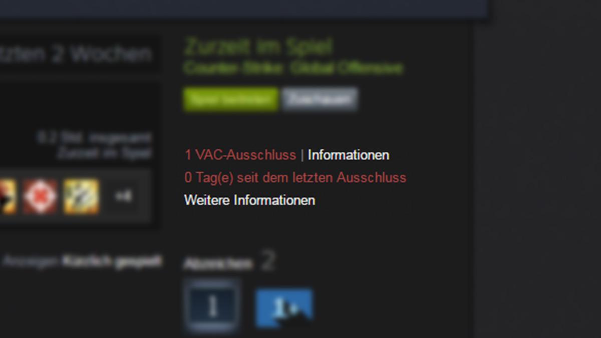Valve erhöht den Druck – Bannwelle in CS:GO