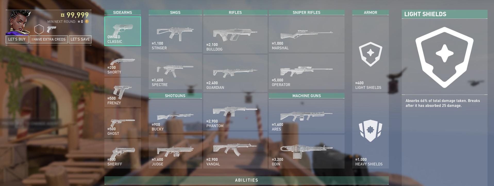 Operator und Guardian: Diese Waffen sollen bald günstiger werden