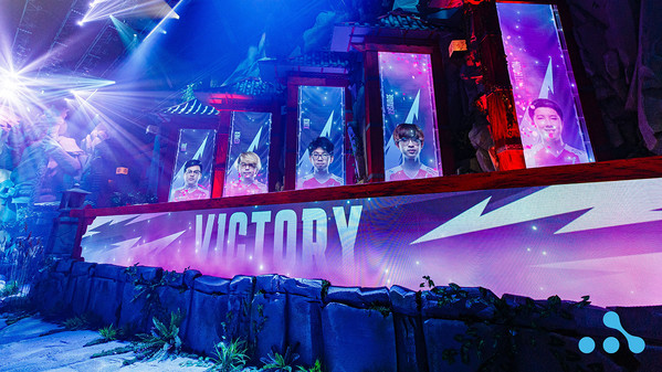 PSG.LGD and T1 are dominating: AniMajor standings