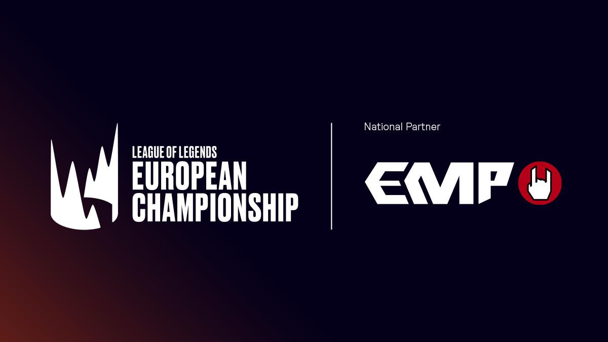 Anzeige - EMP erweitert Partnerschaft mit Riot Games als Partner des deutschen LEC-Broadcasts