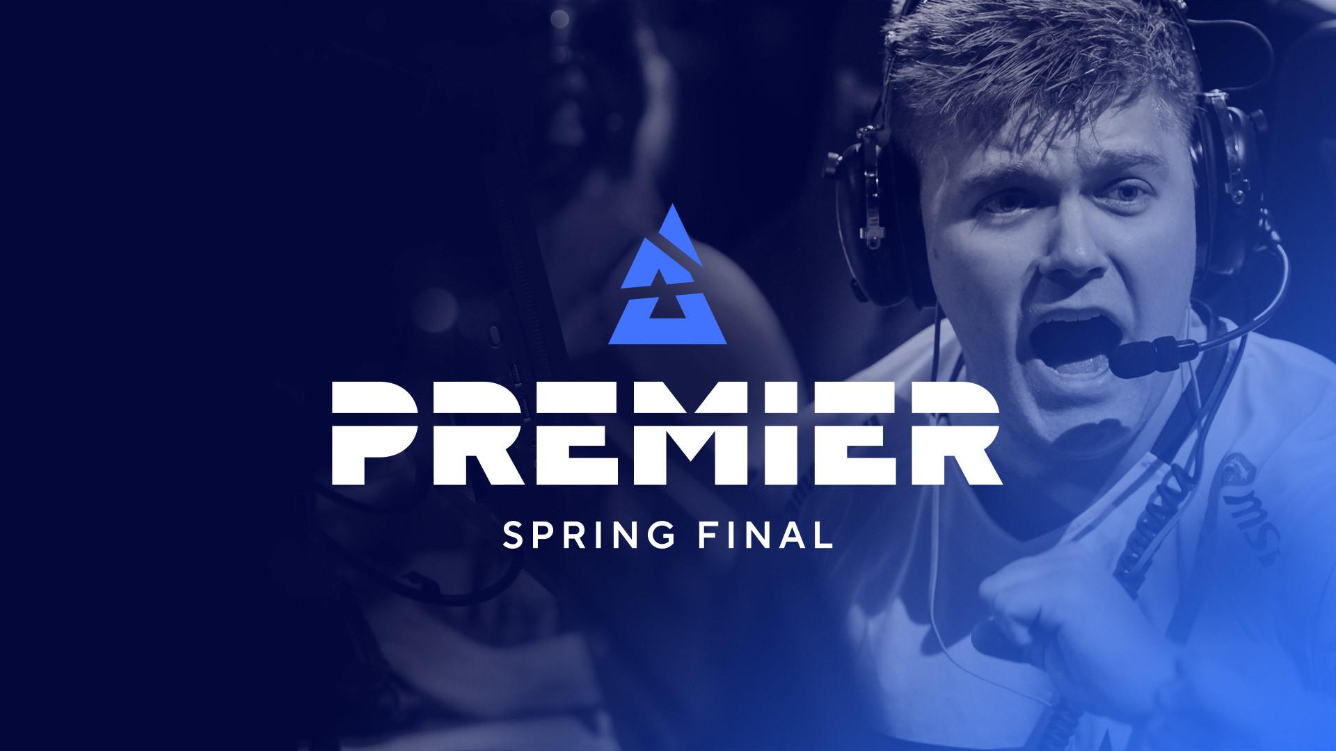 BLAST Premier Spring Final : Gambit devant Na'Vi
