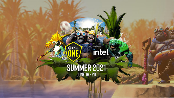 ESL One Summer 2021 concludes in a 5 game show down