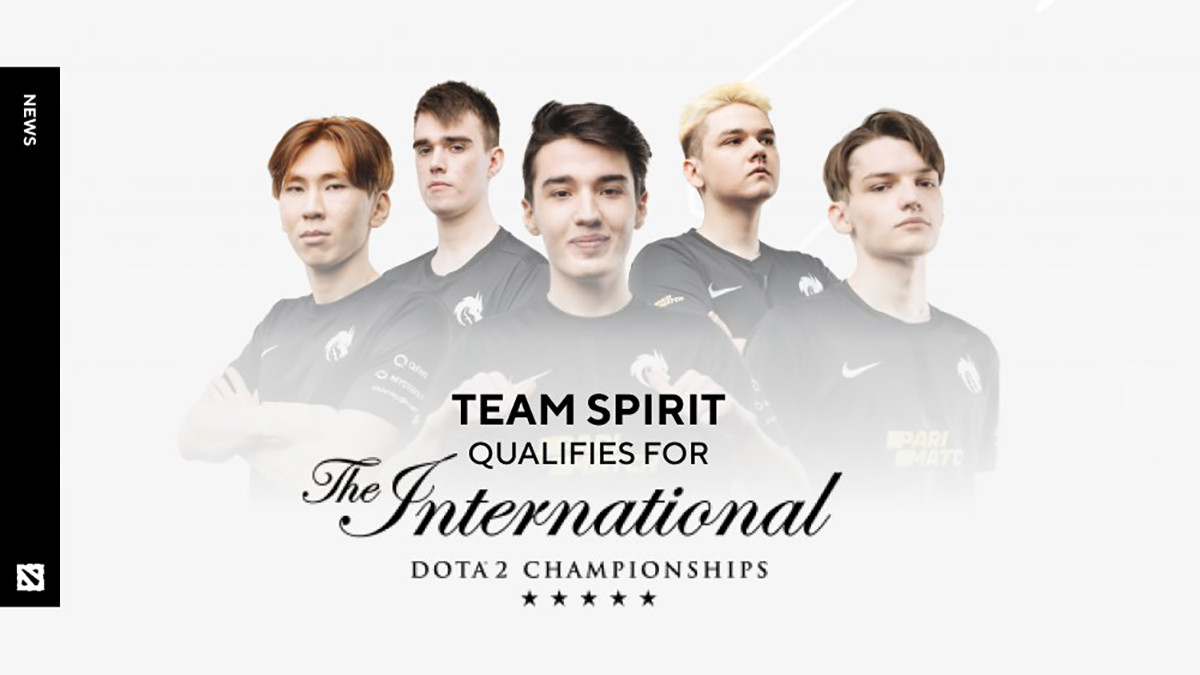 The first two teams made it through the Regional TI Qualifiers
