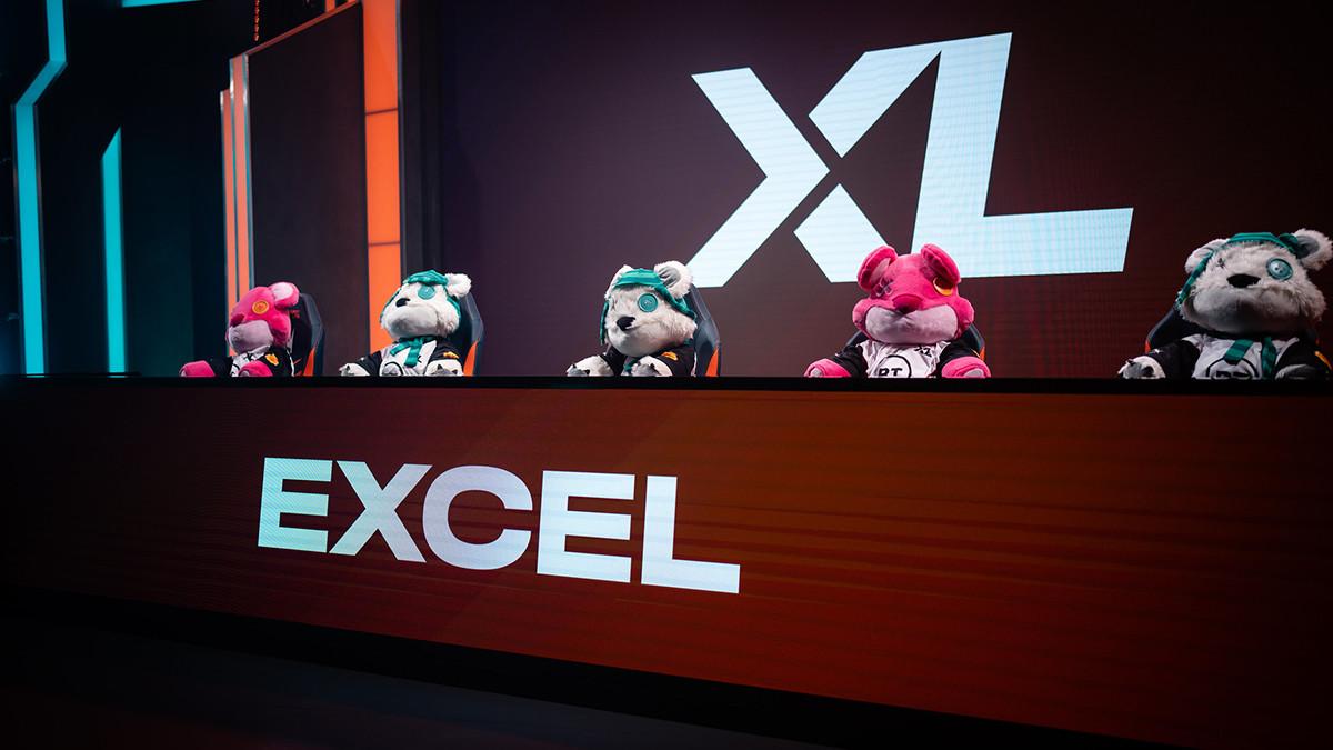 Excel Esports nimmt zwei Wechsel zur vierten LEC-Woche vor