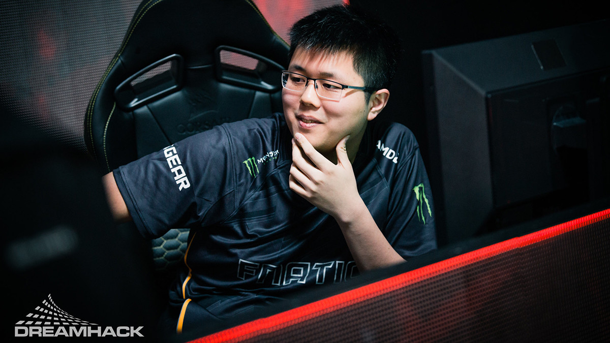 EternalEnvy eliminates former BnY teammates from TI Qualifiers