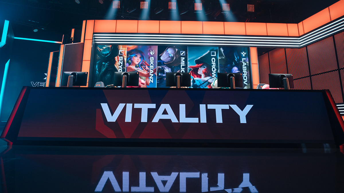 Team Vitality stellt um: Szygenda kehrt ins LEC-Lineup zurück