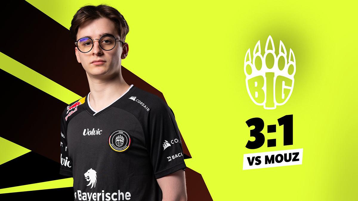 BIG schlägt mouz und erreicht Prime-League-Finale