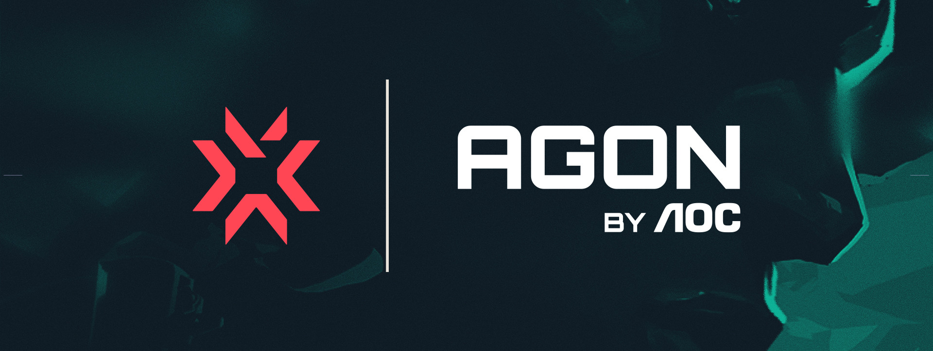 AGON by AOC to support VCT EMEA as Official Partner