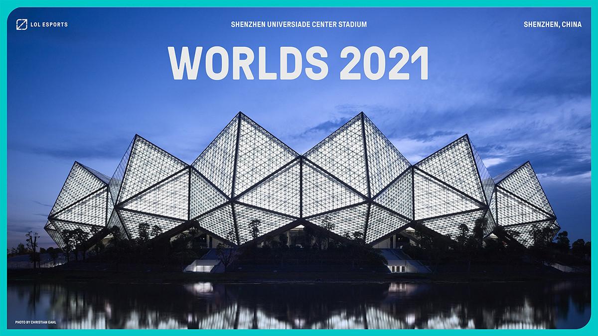 Worlds 2021: Alle Teilnehmer im Überblick