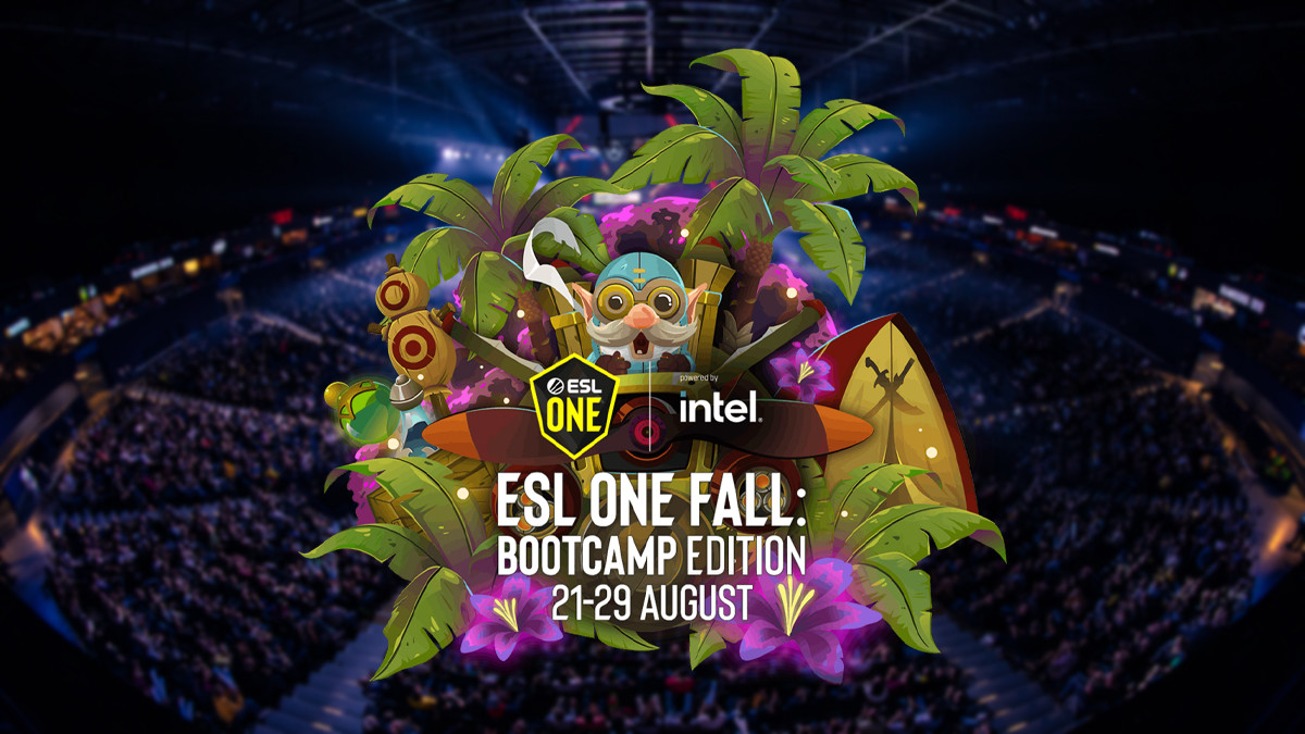 ESL One Fall Bootcamp Edition survival guide: Format and participants