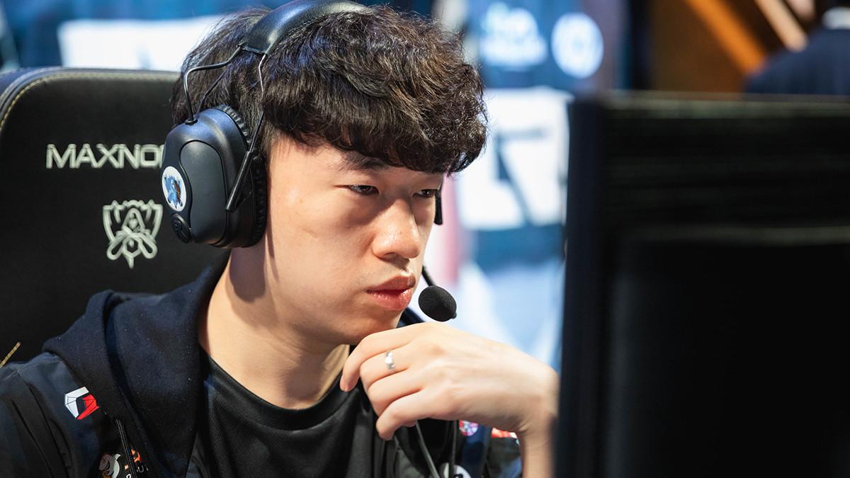 RNG nicht in Top 4 - Team WE setzt sensationelle Serie fort
