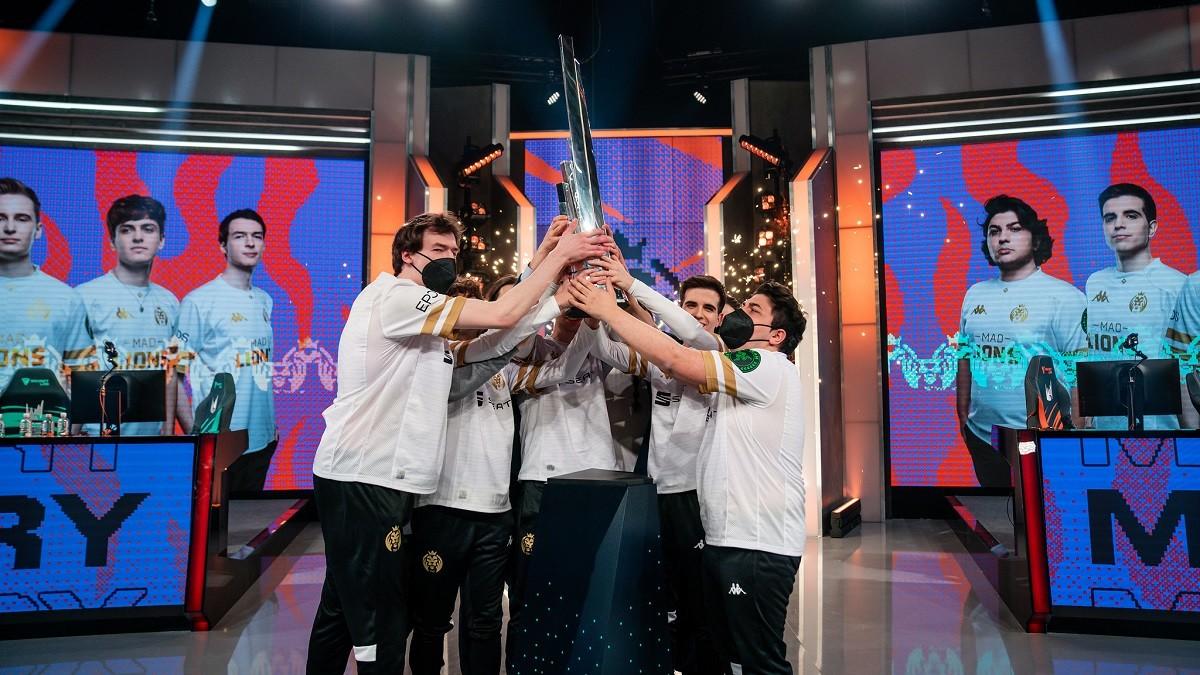 Titelverteidigung erfolgreich: MAD Lions gewinnen die LEC