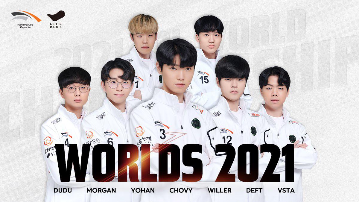 Hanwha Life Esports überrollt Nongshim & beansprucht finalen Worlds-Seed Koreas