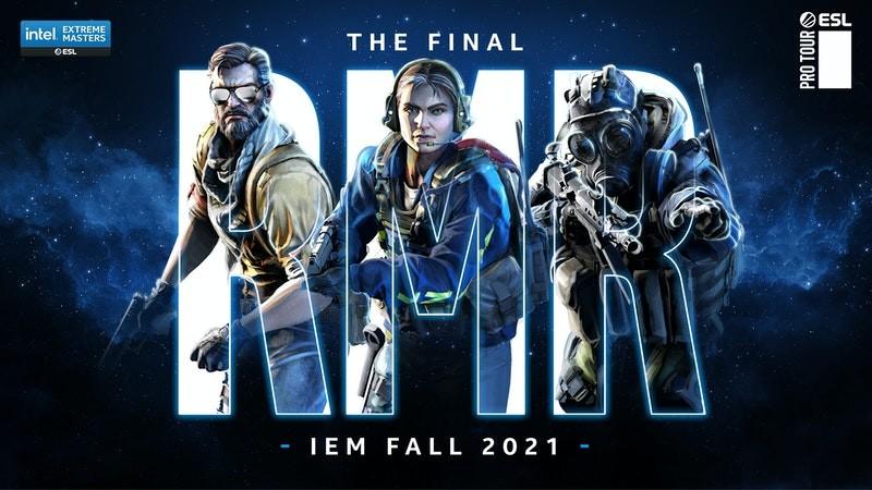 Les IEM Fall seront le dernier tournoi RMR