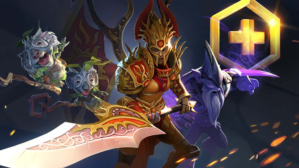 Dota Plus update gets criticised for old sets