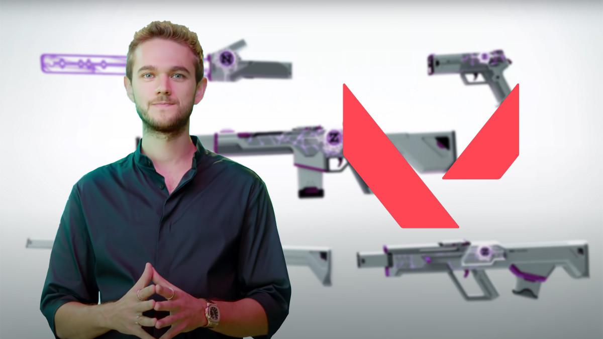 Singende Waffen in VALORANT: Musikproduzent Zedd stellt eigene Skin-Line vor