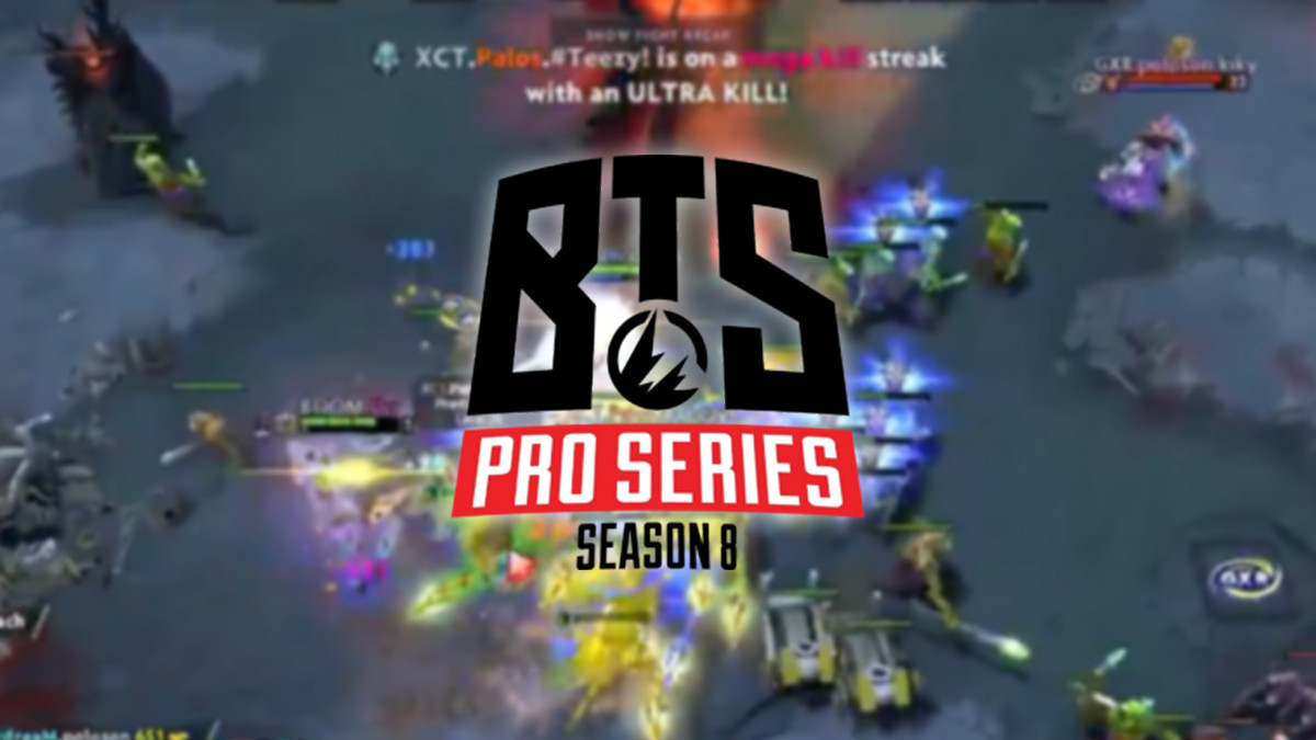 BTS Pro Series #8: Upper Bracket Finals are ahead
