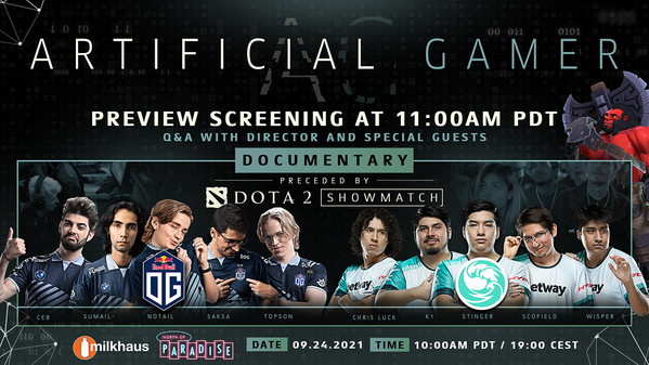 BTS to launch Artificial Gamer premiere featuring special showmatch