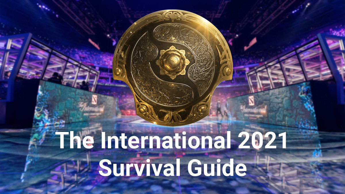 TI10 Survival Guide: Group Stage, teams and all important dates