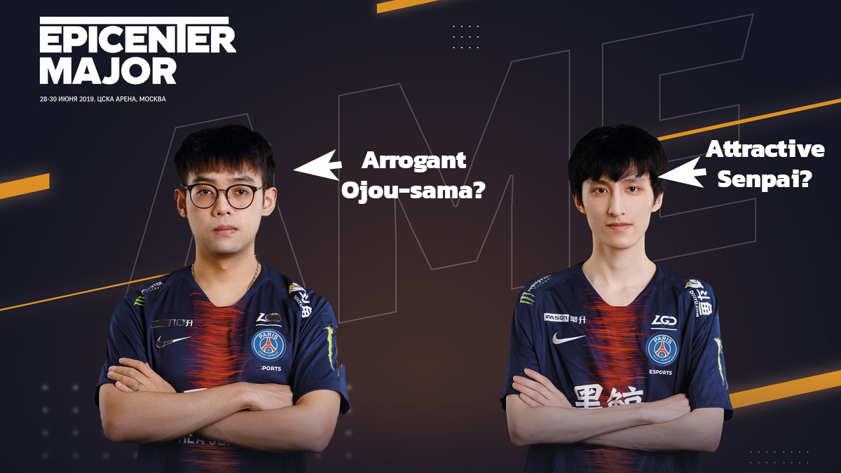Learn some Chinese Dota 2 memes and insider jokes