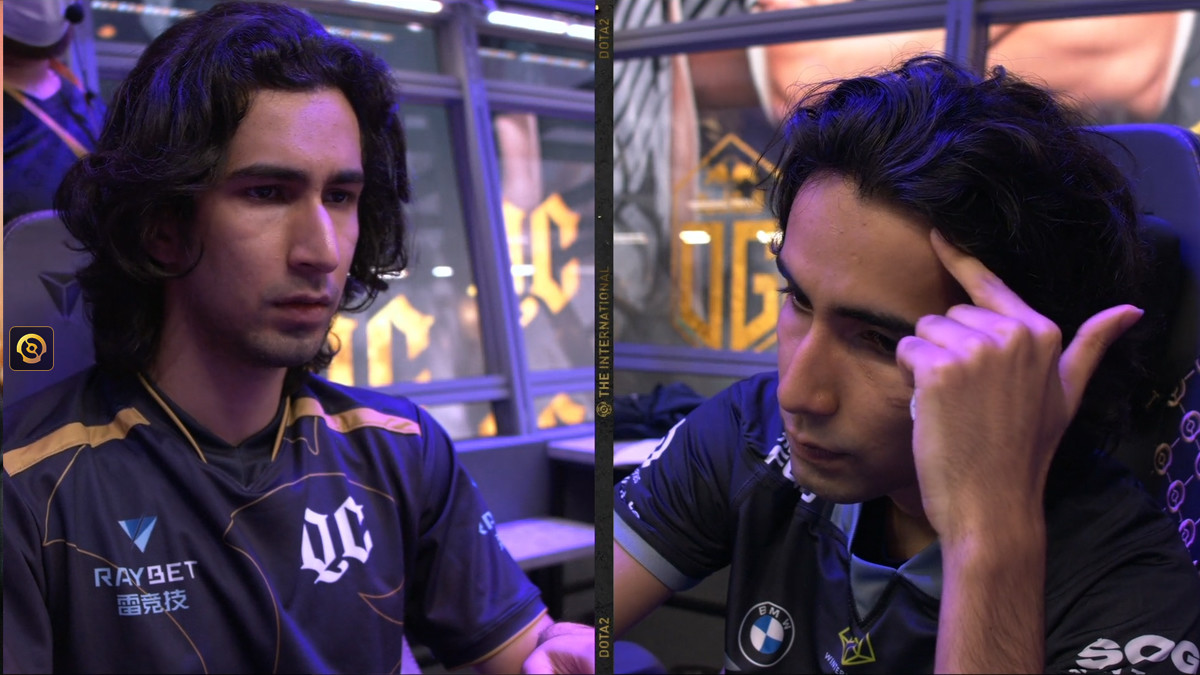 The battle of the brothers and the Topson show: TI Playoffs Day 2